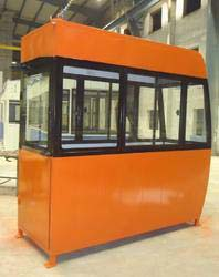 Toll Booth Cabin