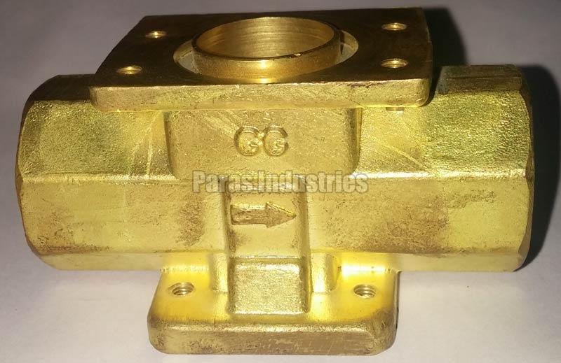 1P Brass Gas Regulator Parts