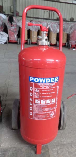 Dry Powder Fire Extinguisher 01