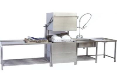 Hood Type Dishwashing Machine