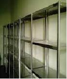 Stainless Steel Storage Racks