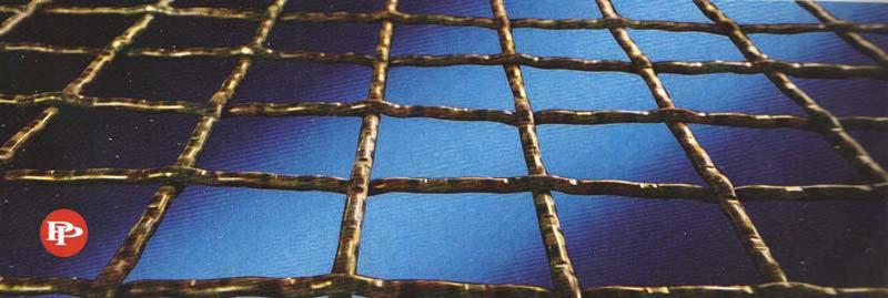 Lock Crimp Screens