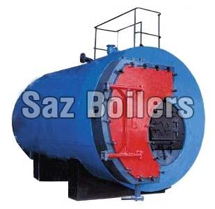 Solid Fuel Fired Hot Water Generator