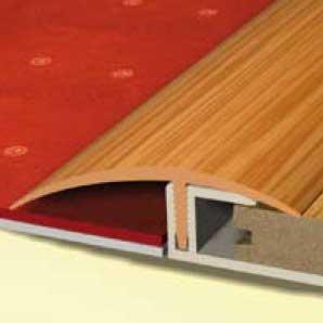 PVC Flooring Profiles