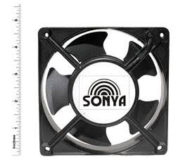 "4"" Hs Axial Metal Exhaust Fan"
