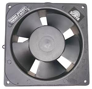 6 Hs Axial Metal Exhaust Fan Exporter & Supplier Mumbai India