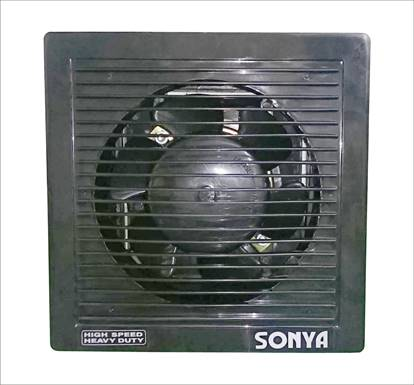 "6"" High Speed Ventilation Exhaust Fan"