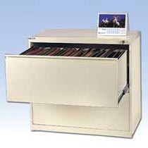 Modular Lateral Filing Cabinet