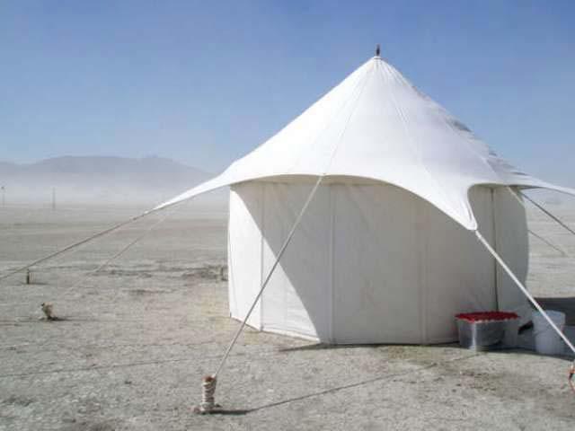 Desert Camping Tents 03