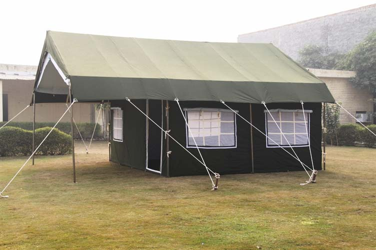 Jungle Safari Resorts Tents 03