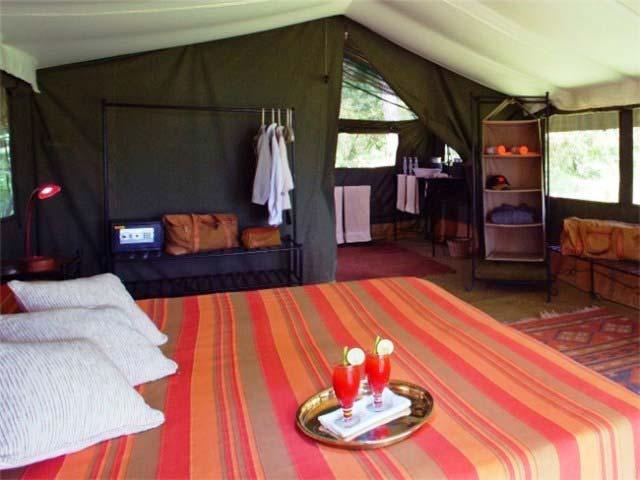 Jungle Safari Resorts Tents 04