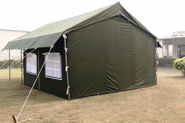 Jungle Safari Resorts Tents 05