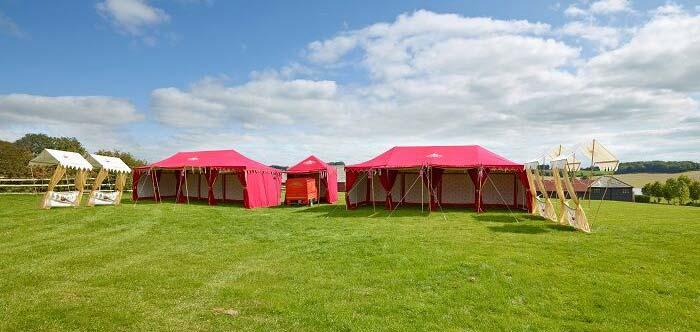 Raj Garden Tents 02
