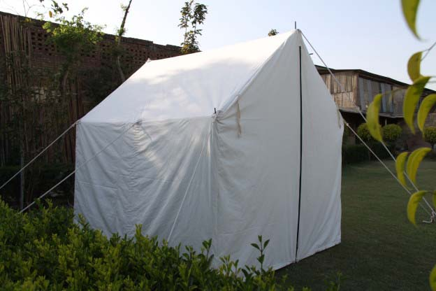 Relief Army Tents