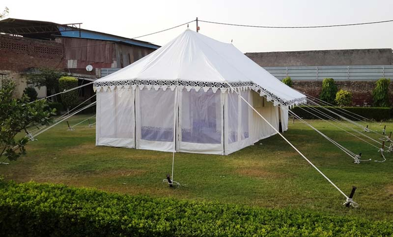 Swiss Cottage Resorts Tents 01