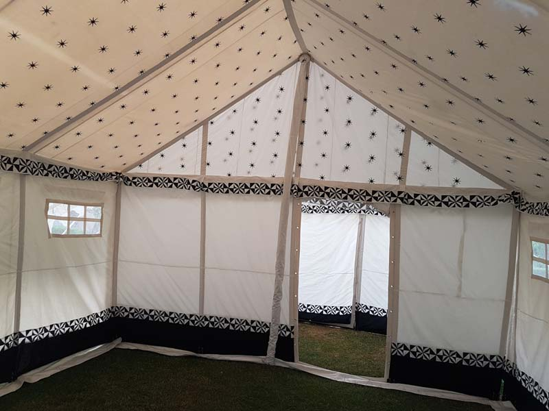 Swiss Cottage Resorts Tents 03