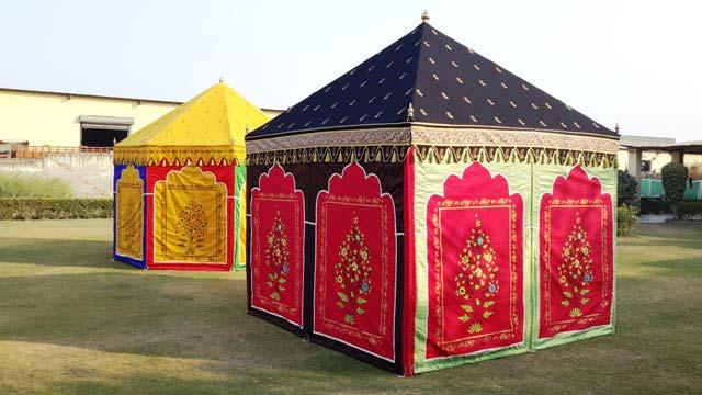 Wedding Arabian Tents 03