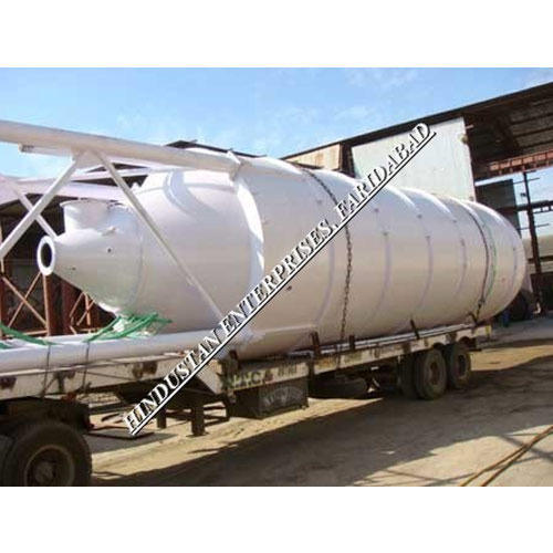 Cement & Fly Ash Silo 02