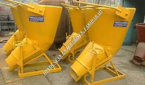Construction Material Controlled Concrete Bucket 01