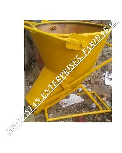 Construction Material Controlled Concrete Bucket 03