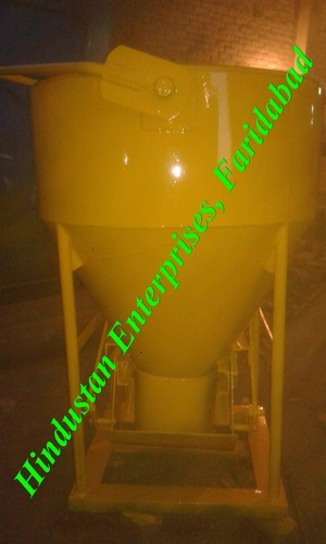 Ordinary Center Discharge Controlled Concrete Bucket 03