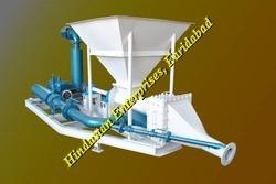 Pneumatic Cement Feeding Pump 04