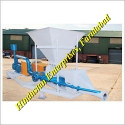 Pneumatic Cement Feeding Pump 06