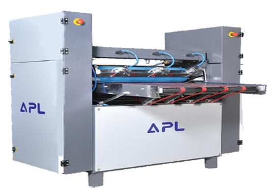 Roller UV Coating Machine