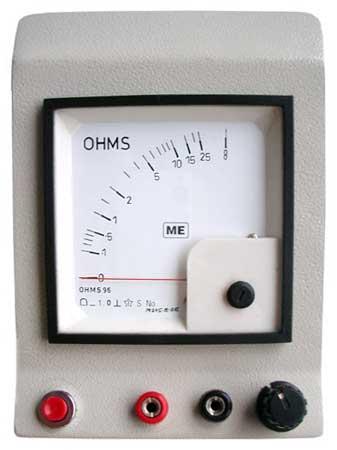 Ohms Meter