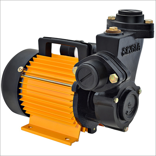 0.5HP Turbo Flow Aluminium Body Regenerative Self Priming Pump Set