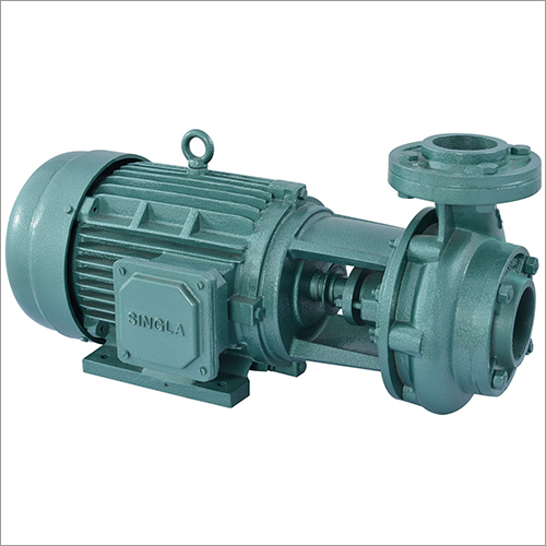 3 Phase High Speed Centrifugal Monoblock Pump Set
