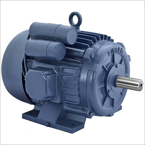 Cast Iron Body Single Phase AC Induction Motor