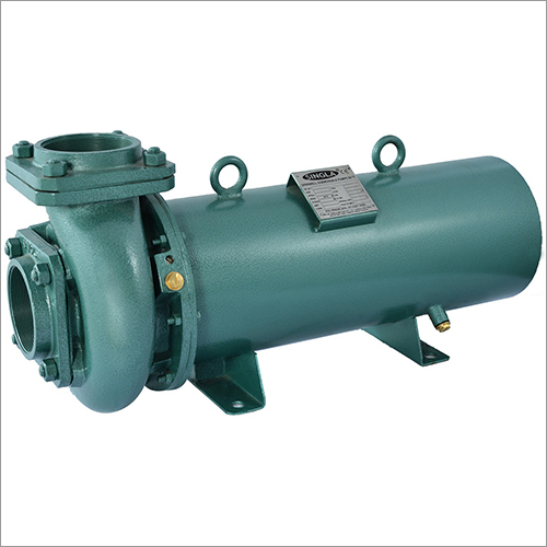 Double Body Open Well Submersible Pump Set
