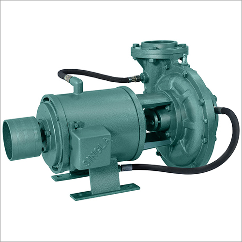 Water Cooled Centrifugal Monoblock Pump Set