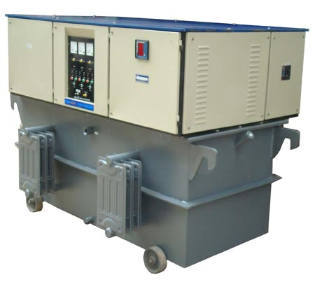 Oil Cooled Servo Stabilizer