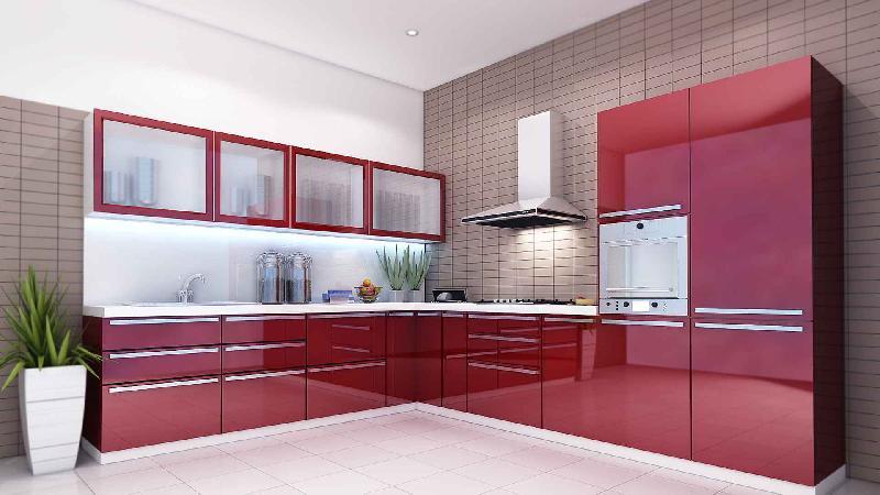 Merveilleux House Modular Kitchen 01