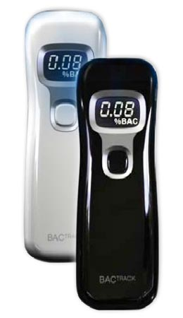 Breath Alcohol Detector