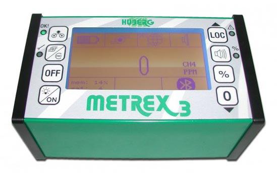 Multi Gas Detector (Metrex 3)