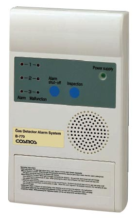 Online Gas Detection System (B-770)