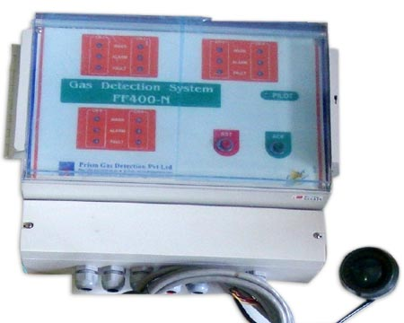 Online Gas Detection System (FF-400N)