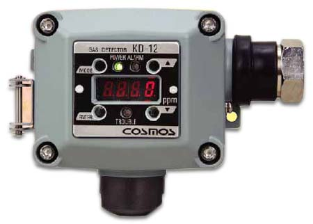 Online Gas Detection System ( KD-12)