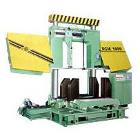 Band Saw Machines (Semi-Automatic) - DCM Series