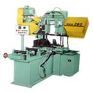 High Speed Band Saw Machine- Fully Automatic