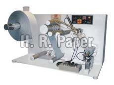 Label Inspection & Slitting Machine (HR GLR 116)