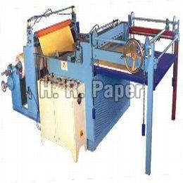 Paper Reel to Sheet Cutting Machine (HR CTL 204 )