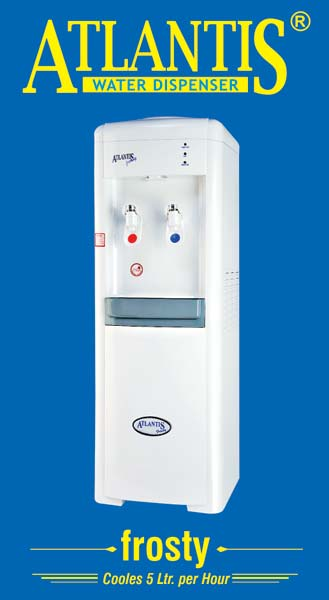 Atlantis Frosty Normal and Cold Water Dispenser
