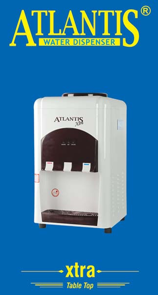 Atlantis Xtra Table Top Water Dispensers