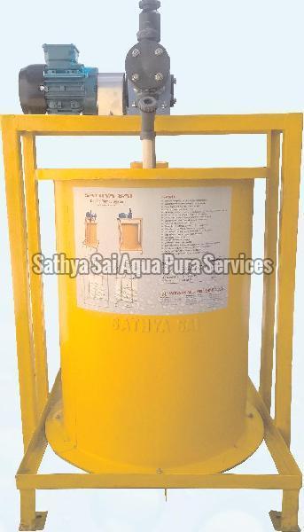 Chlorine Dosing System 01