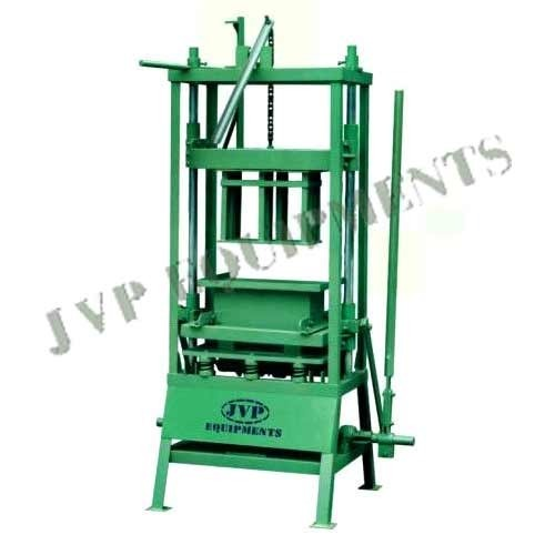 Vibrator Concrete Block Making Machine
