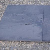 Black Slate Stones